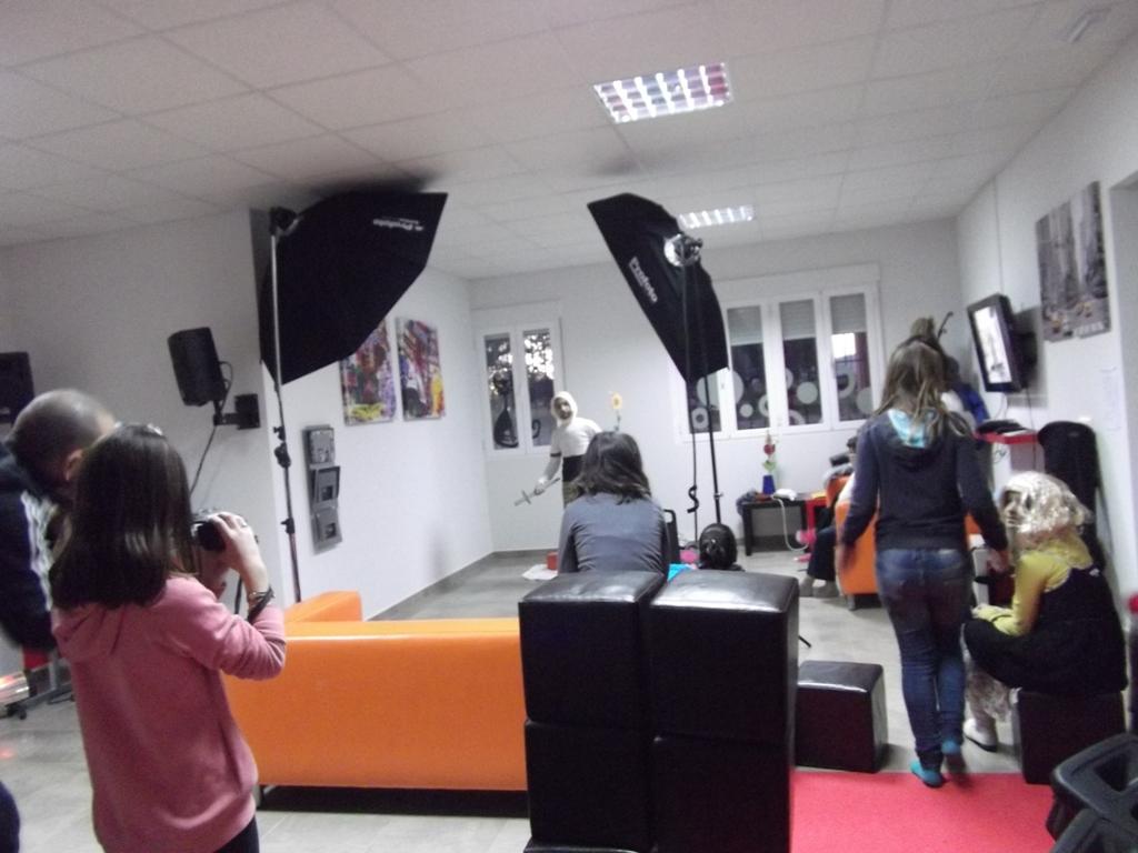 Fotografía y Teatro